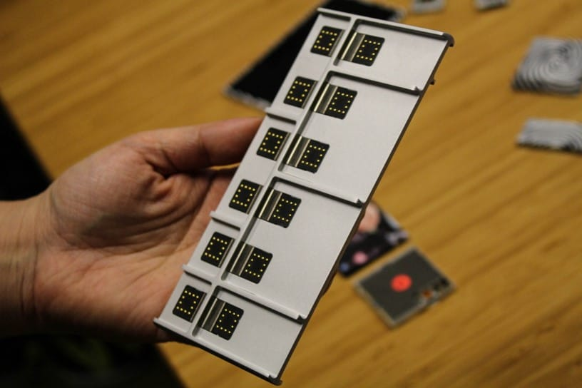 Project ARA endoskeleton