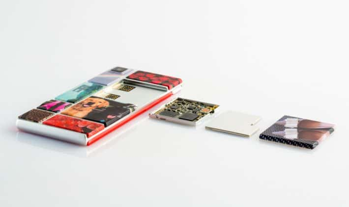 Project ARA interchangeable modules
