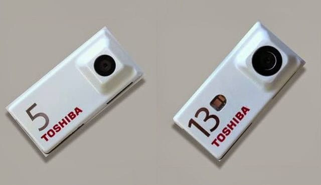 toshiba-camera-modules project ARA