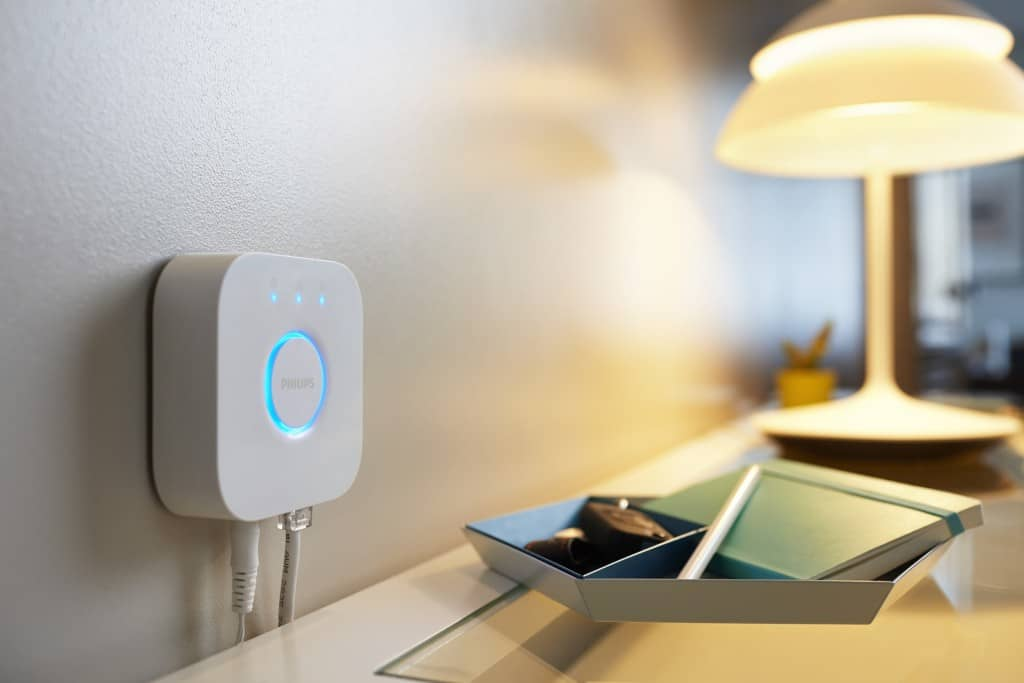 Philips Hue Bridge eco-friendly lights
