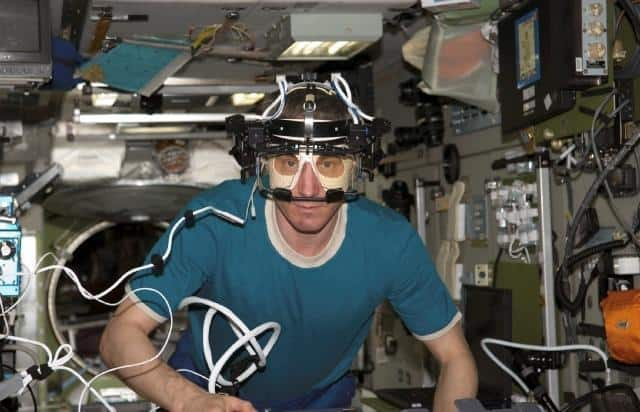 Benefits of ISS - Eye Tracking Device