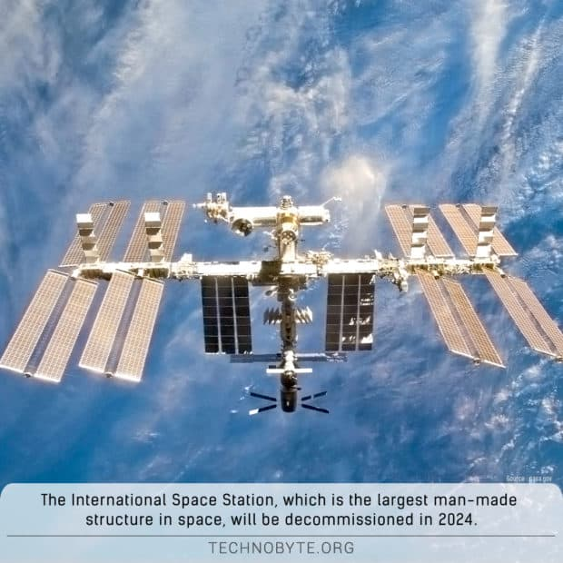 ISS will be decommissioned