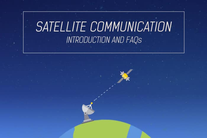 what is satellite communication and FAQs