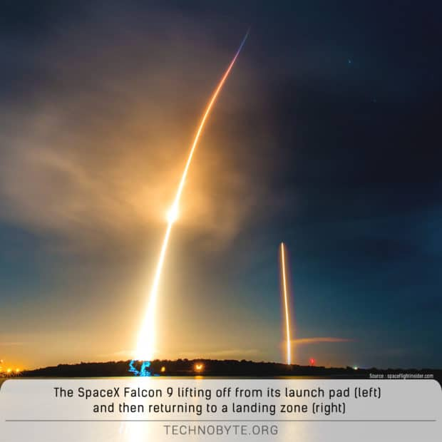 falcon 9 space interesting fact tb