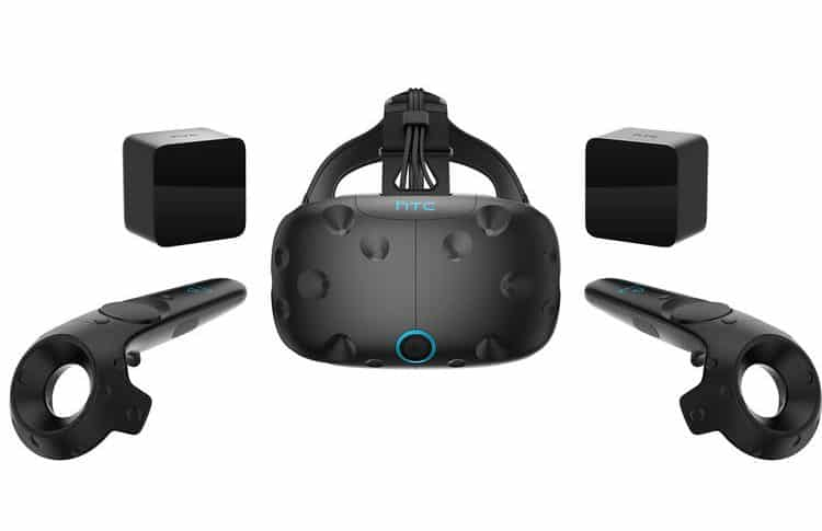 htc vive - vr products