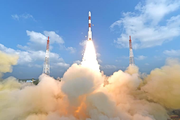 PSLV - C37 - ISRO's launch of 104 satellites