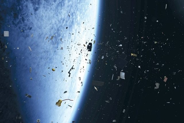 How does the International Space Station protect itself from space debris featured image