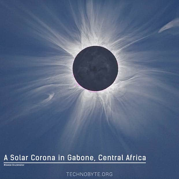 solar corona - how to photograph
