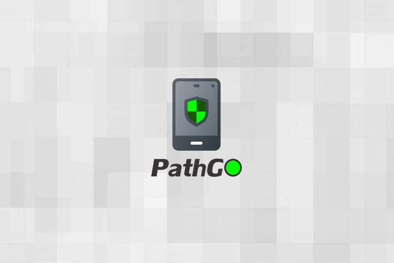 PathGO smartphone security app center FI
