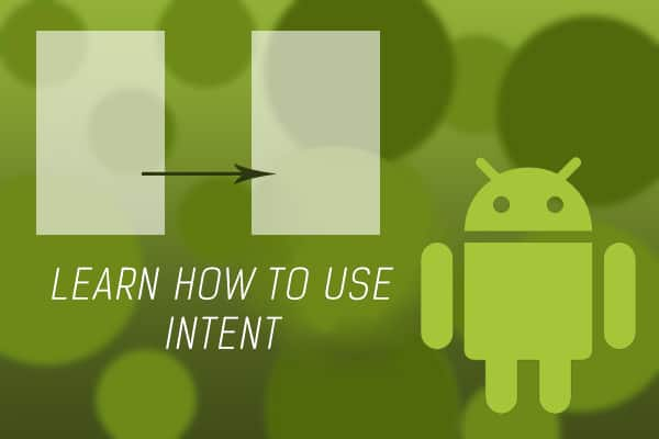 Working of Intent app image