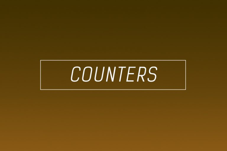 Counters - Synchronous and Asynchronous up, down and up-down counters