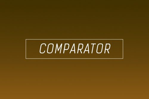 comparator - comparators using logic gates 1 bit 2 bit 3 bit
