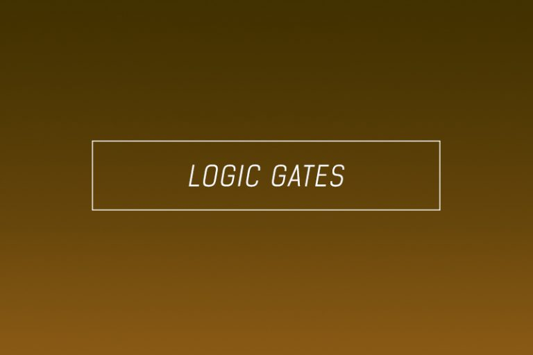 logic gates and making all gates using nand and nor gates