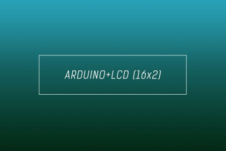 Interfacing of Arduino Uno with an LCD screen