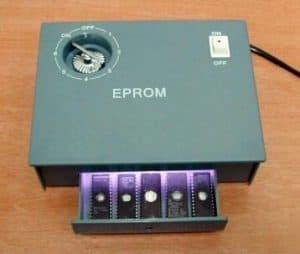EPROM Chips and Programming Device