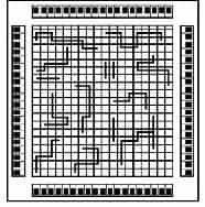 Masked Programmable Gate Array Architecture