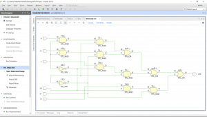 RTL SCHEMATIC GATE-LEVEL MODELING
