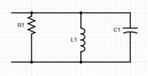 Circuit for Band Rejection Filter